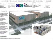 Aménagement de bureaux - direction régionale CIC CIO - Chasseneuil