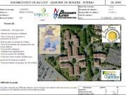 Réhabilitation de 162 Logts - quartier de Beaulieu - Poitiers
