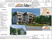 Construction de deux immeubles d'habitation - Antalya