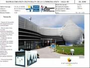 Restructuration du Pavillon de la communication - Salle 4D