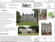 Aménagement du Château de Vinceuil