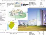 Restructuration des activités externes du CH Camille Guerin