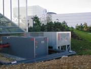 Pose de groupe CIAT sur le site du Futuroscope