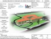Restructuration et extension de l'EHPAD